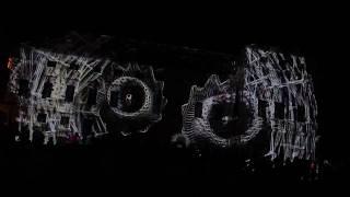 SIGNAL Festival 2017/MULTIVERSE - Filip Roca(ES) Tyršův dům /Projection Mapping
