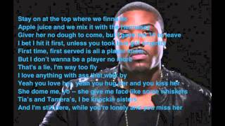 Ray J - I Hit It First [Lyrics]