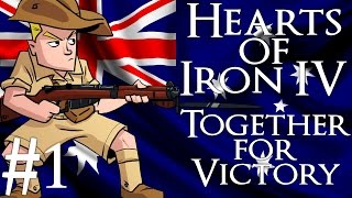 Let's Play Hearts of Iron IV