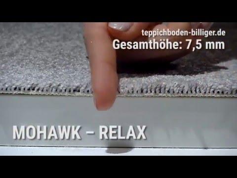 """Billiger teppichboden  Der Wohlfühl-Teppichboden """"Mohawk Relax"""" mit SmartStrand - YouTube"""