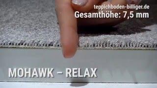 Billiger teppichboden  Mohawk Relax ZCO 010 nordic sails • Teppichboden günstiger