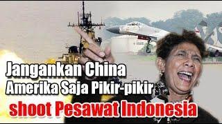 H3BAT!!China, Amerika Pikir pikir menjatuhk@n Pesawat Indonesia