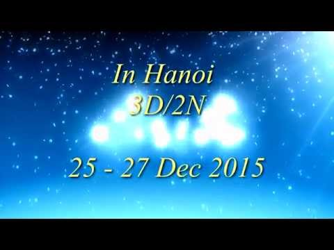 DwF 2015 - Official Promo Video + Hanoi Holidays After Party!