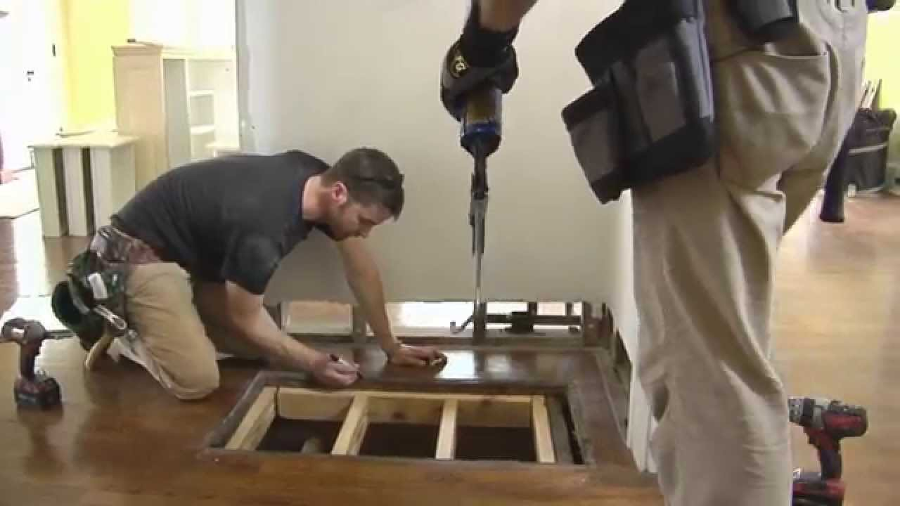 Project House Wood Floor Repair Episode Introduction Youtube