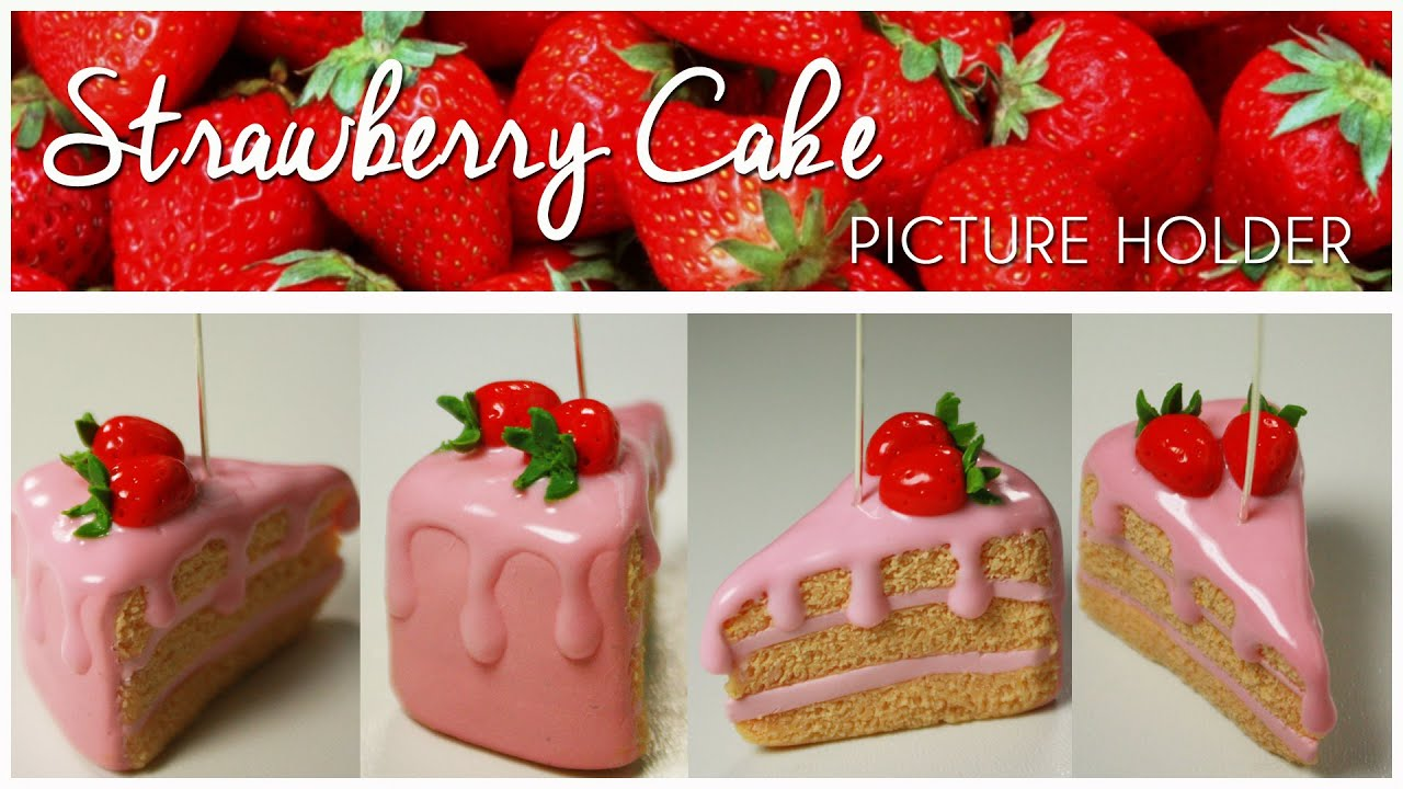 How To Make A Strawberry Cake From Box