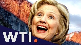 Is Google Manipulating Search Results for Hillary? | We the Internet Sketch