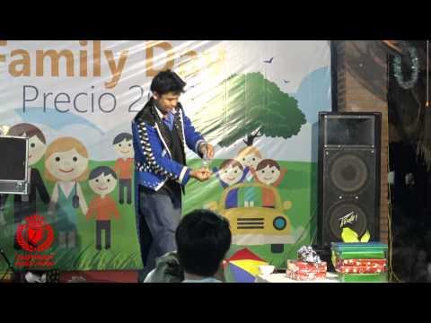 Biẻu diễn ảo thuật sân khấu tại khu du lịch Tam Đa Quận 9 năm  2015 | 7aothuat.com