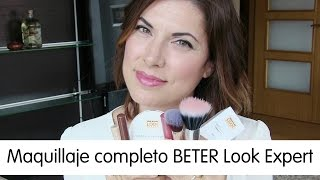 Look completo con productos Beter Look Expert