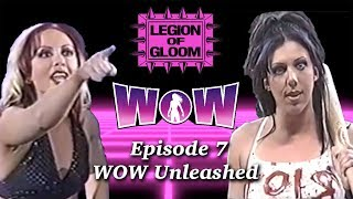 Episode 7: Women of Wrestling Unleashed