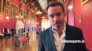 Kilkenny Arts Festival Director's Log 4: Beethoven in the Long Gallery