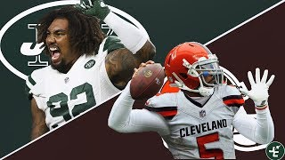New York Jets vs Cleveland Browns Preview Week 3