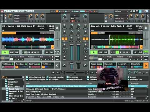 Yacko ft. Lloyd Popp - All Night Long DJ Teezy Remix - Live Retouch