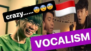 Download VOCALIZM | Indonesian Beatbox Brothers reaction Mp3
