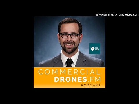 #046 - Drones In Energy & Utilities with Mitch Droz