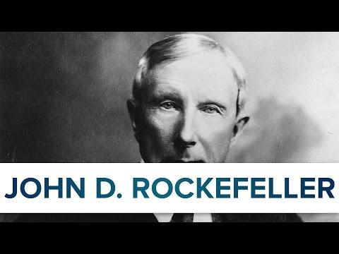 Top 10 Facts - John D. Rockefeller // Top Facts