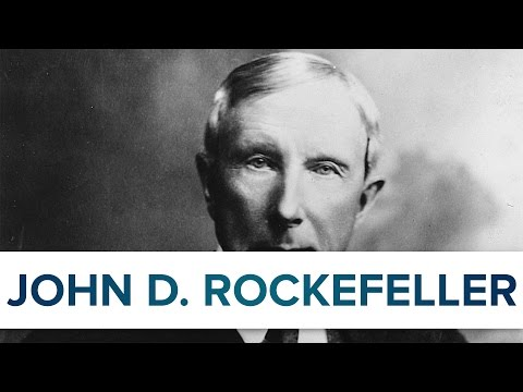 Top 10 Facts - John D. Rockefeller