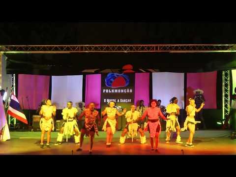 Kenyan folk dances - African Tumbas