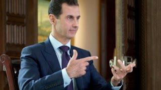 الأسد: ما يحدث في حلب اليوم يصنع التاريخ