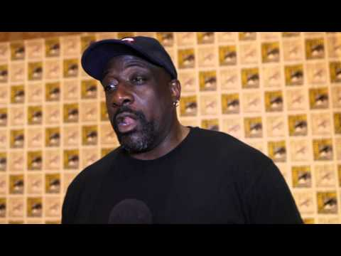 Kevin Grevioux at Comic-Con 2013