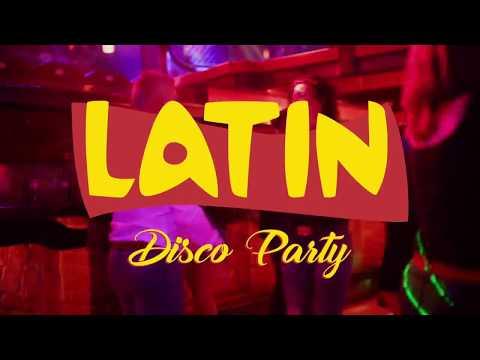 Latin Disco Party - Magyarország első számú modern latin partysorozata!