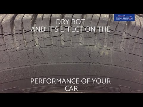 Tire Dry Rot >> Dry Rot Its Effects On Cars