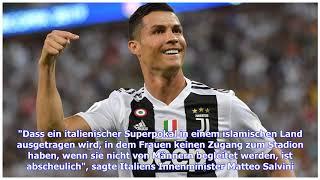 Cristiano Ronaldo entscheidet Supercoppa gegen Milan - Erster Titel mit Juve