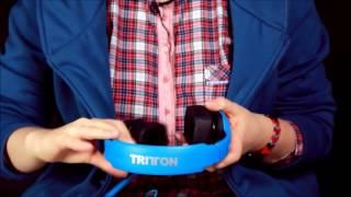 Наушники Tritton Kunai Mobile. Купить наушники Триттон.(Этот обзор предоставил Интернет-магазин http://Fotos.ua, за что им большое спасибо. Купить: http://fotos.ua/triton/tritton-kunai-mobile..., 2014-02-27T06:14:56.000Z)