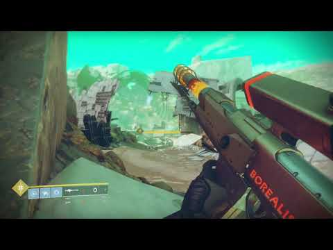 Destiny 2 Campaign The Red War Mission Six Free Cayde Walkthrough