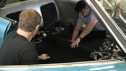 How to install a new carpet Kit in your Classic Car | Hagerty DIY