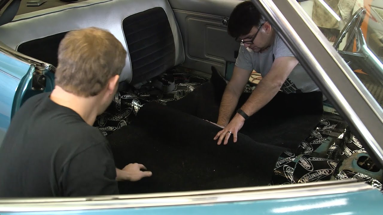 How To Install A New Carpet Kit In Your Classic Car