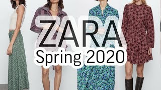 Zara весна 2020 Новая весенняя коллекция Zara 2020 Шоппинг в Стамбуле