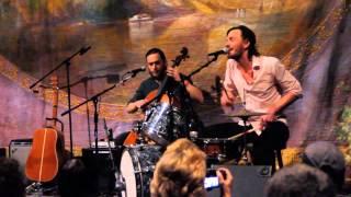 "Simone Felice - ""Molly-O!"" - Radio Woodstock 100.1 - 3/21/14"