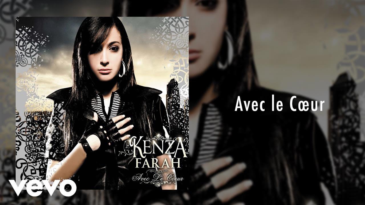 album kenza farah avec le coeur
