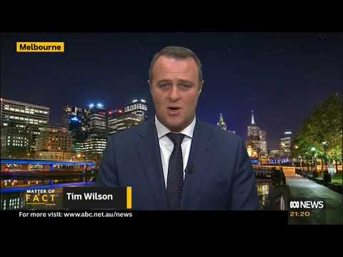 Tim Wilson MP |  Matter Of Fact With Stan Grant