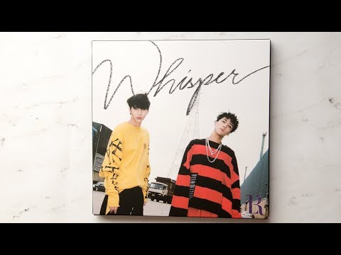 Unboxing | VIXX LR Mini Album Vol. 2 - Whisper