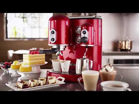 Кофемашина KitchenAid Artisan