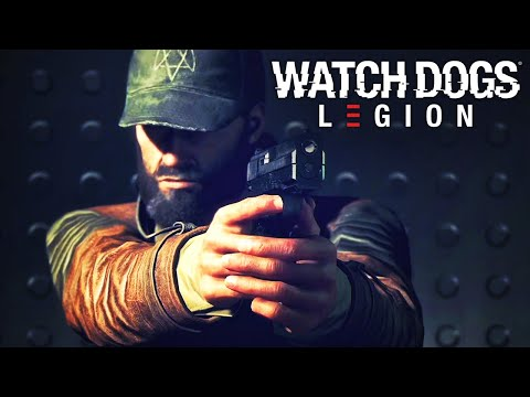 Watch Dogs: Legion – Aiden Pearce Teaser Trailer | Ubisoft Forward 2020