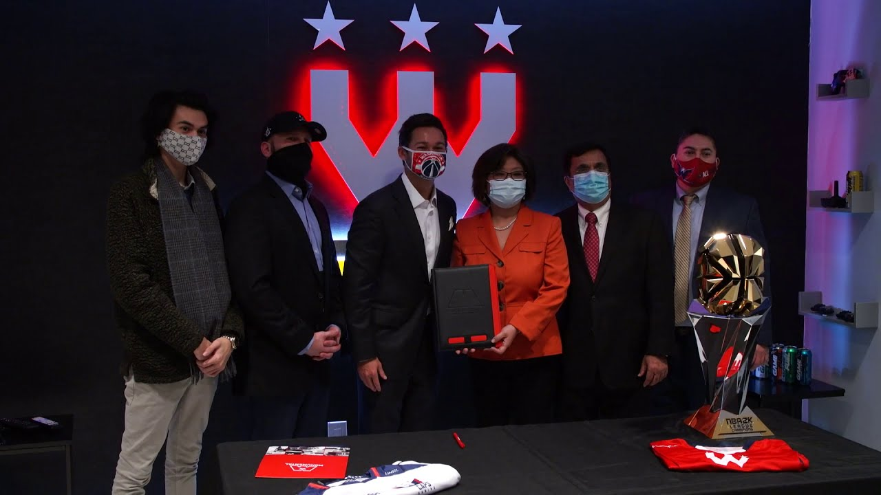 Wizards District Gaming Announces Innovative Esports Partnership with University of North America