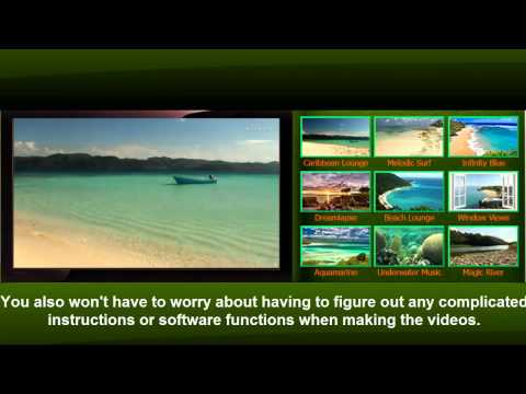 Thumbnail: Explaindio Video Software (Part 4): Video BackGround Templates & Typography Font