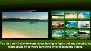 Explaindio Video Software (Part 4): Video BackGround Templates & Typography Font