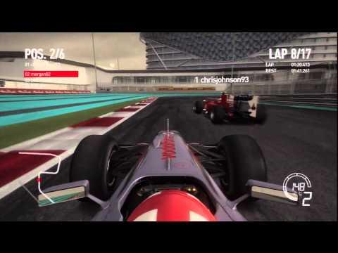 OTF F1 2010 Race - Season 4 Round 2 - Abu Dhabi