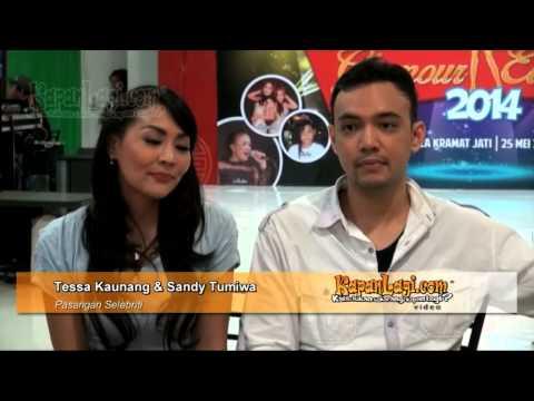 Suami Pindah Keyakinan, Tessa Kaunang Ogah Cerai