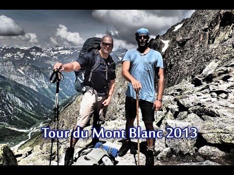 Tour du Mont Blanc 2013 (TMB) | SUPERIOR VERSION