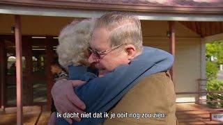 Johan ziet na lange tijd zijn tweelingzus en docht - LOVE IS IN THE AIR