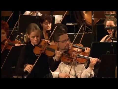 Lara Boschkor (13) - Tchaikovsky Violin Concerto 3rd Mvt