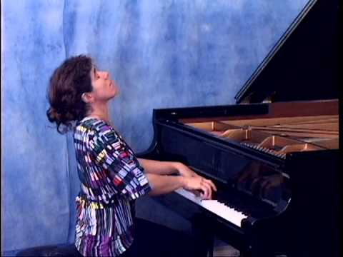 Beethoven C Major Polonaise - Inna Faliks, piano