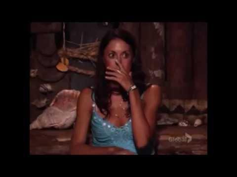 Survivor - James gets owned by Eliza