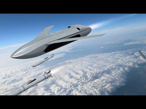 "DARPA Initiates ""LongShot"" Air-Launched Attack UAV Program"