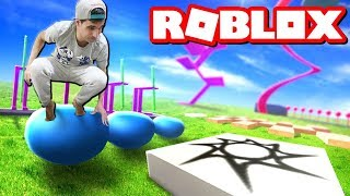 ROBLOX OBBY IN REAL LIFE 2019