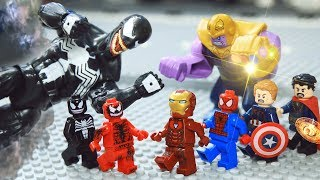 LEGO Superhero Avengers Civil War Figure Invasion
